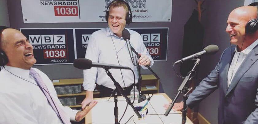 WBZ Boston Real Estate Radio & Boston Pads CEO, Demetrios