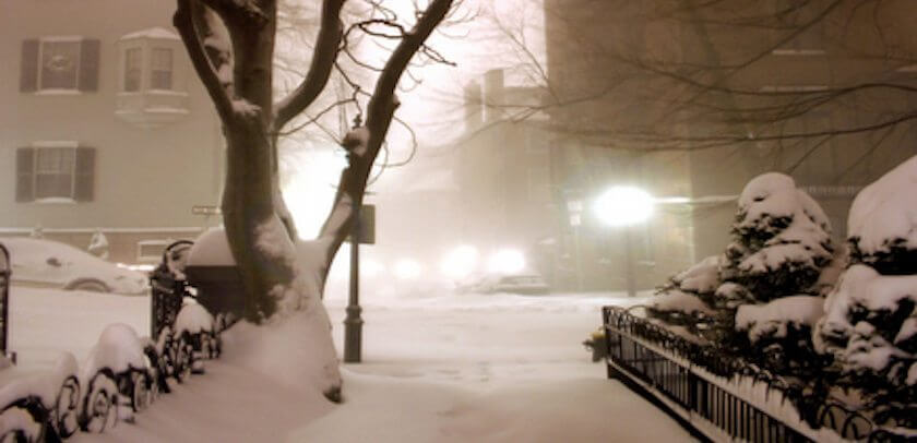 Boston winter activities