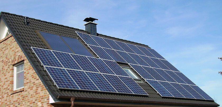 Solar panels in Boston, MA