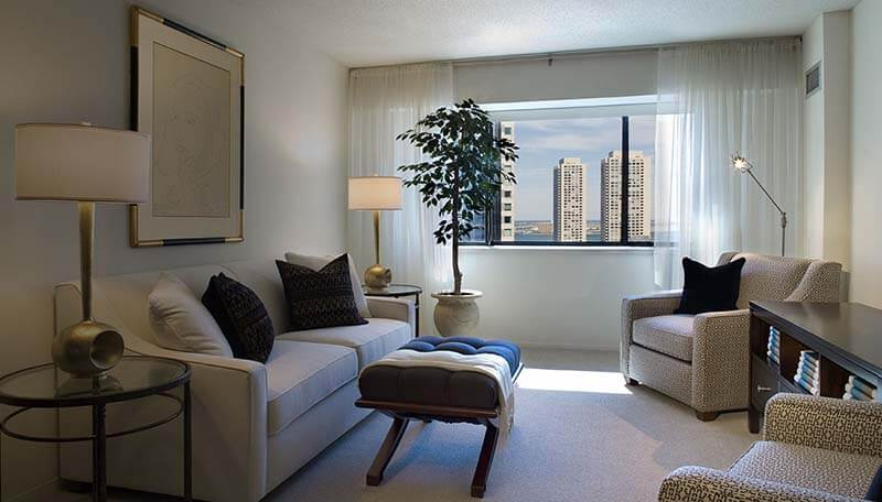 Boston Luxury Apartment