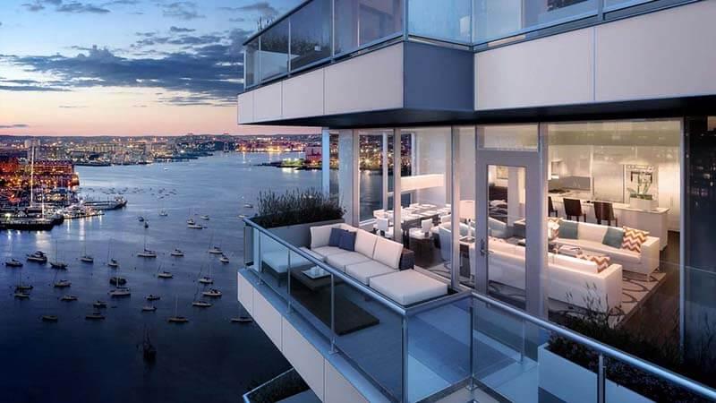 Boston Luxury Apartments
