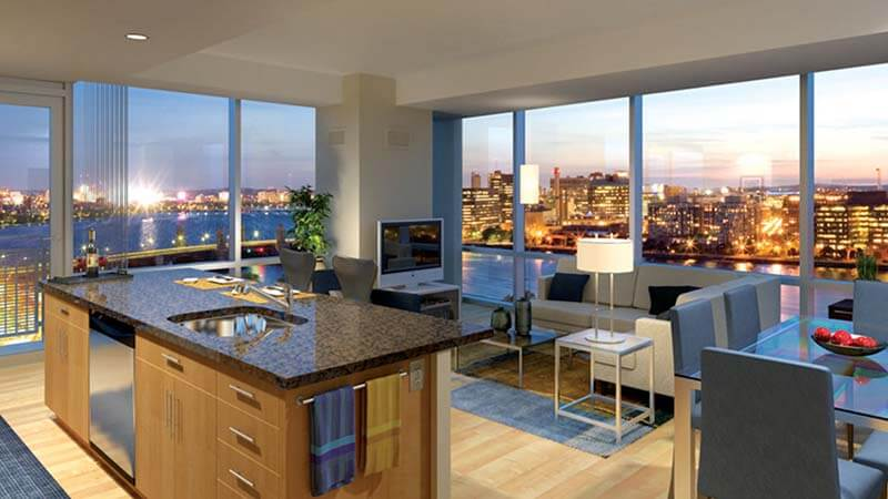 Studio Apartment Boston