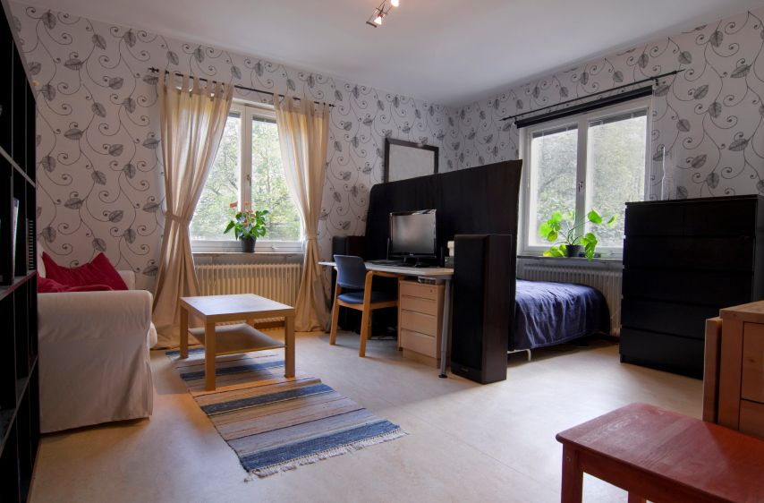 Defining Space in Your Studio Apartment