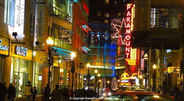 Boston Arts and Entertainment