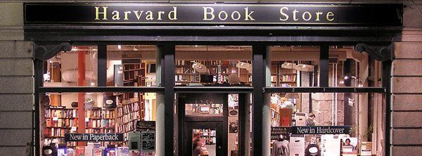 Harvard Book Store Cambridge