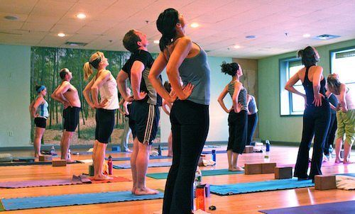 Inner Strength Yoga Boston