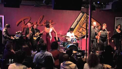 Ryles Jazz Club Boston MA