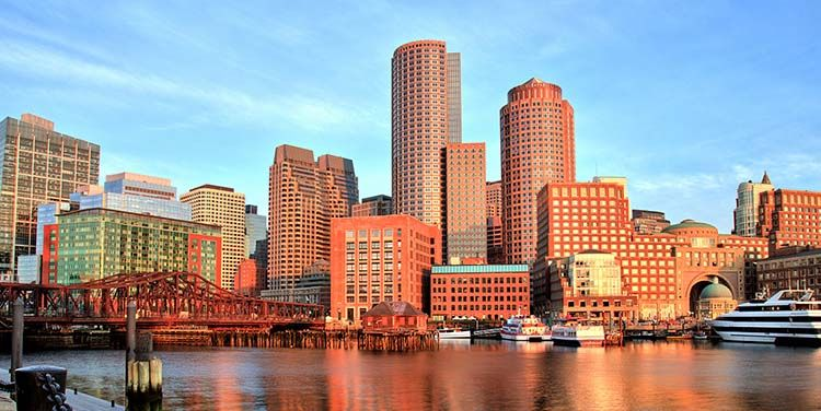 The Best of Old and New Merge in Boston