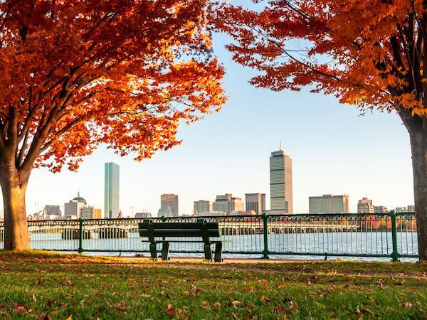 best fall activities in boston