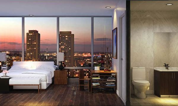 boston luxury apartments with the best views