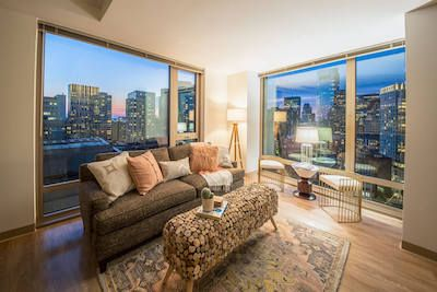 One Greenway Luxury Apartment