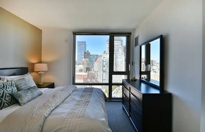 One Greenway - Bedroom View