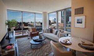 the benjamin luxury apartment view