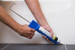 Bathroom Caulking - critical home improvement