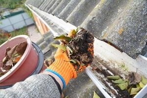 Cleaning the Gutters