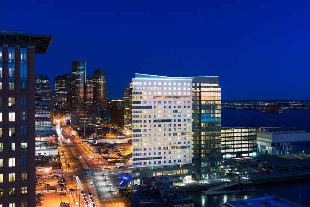 Top 5 Luxury Apartment Buildings in Boston's Seaport District