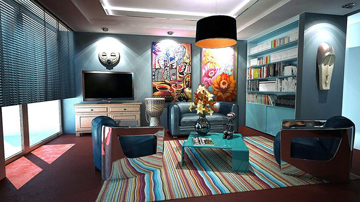 Design Tricks that Make Your Small Living Space Feel Big