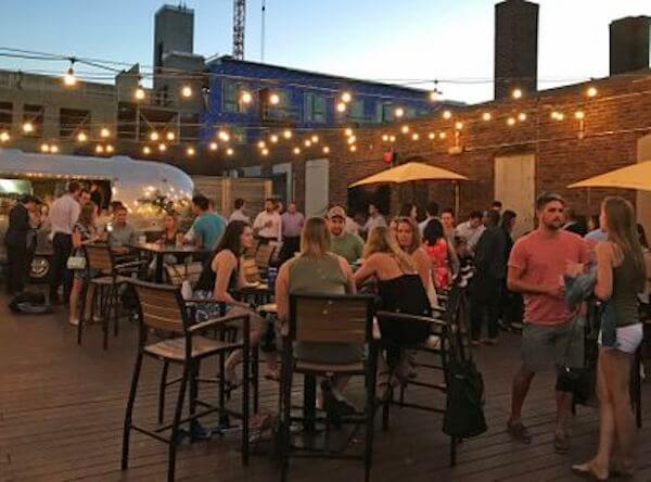 Airdeck at Coppersmith