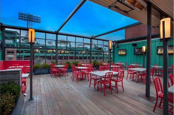 best rooftop bars in boston