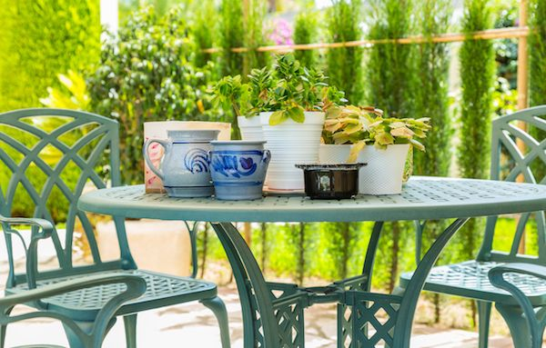 Making the Most of Your Patio