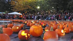 Halloween events in Boston
