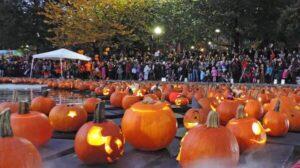 Halloween events in Boston