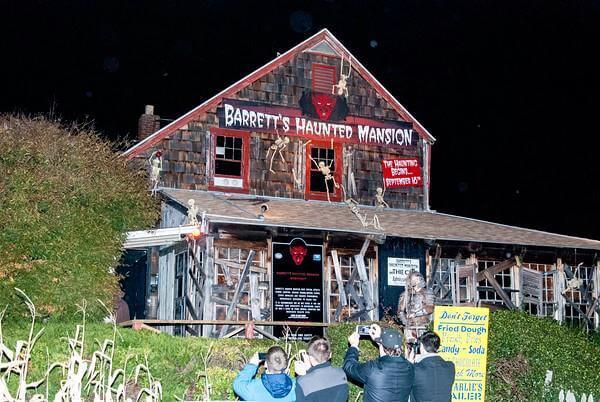 Halloween events near Boston
