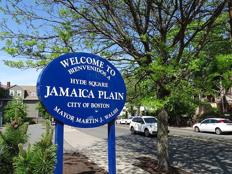 Jamaica Plain, Boston, MA