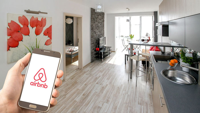 Consider an Airbnb or Hotel First