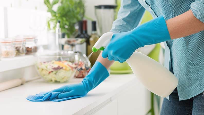 How to Disinfect Your Apartment to Reduce COVID-19 Transmission