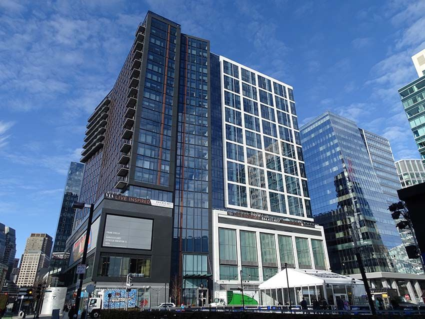 Boston Seaport Luxury Apartments