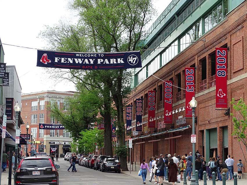 Fenway Park Boston Red Sox