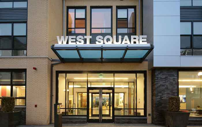 West Square Luxury Apartments