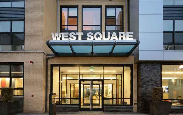 West Square Luxury Apartments