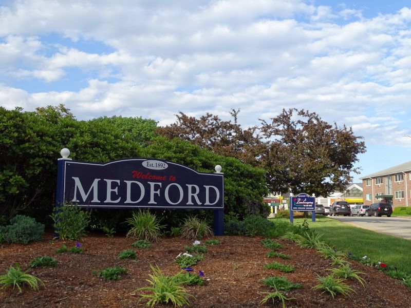 Welcome to Luxury Apartment Buildings in Medford