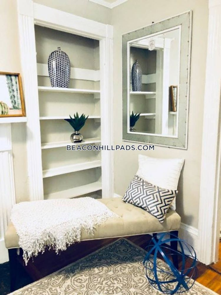 Furnished Beacon Hill Apartment
