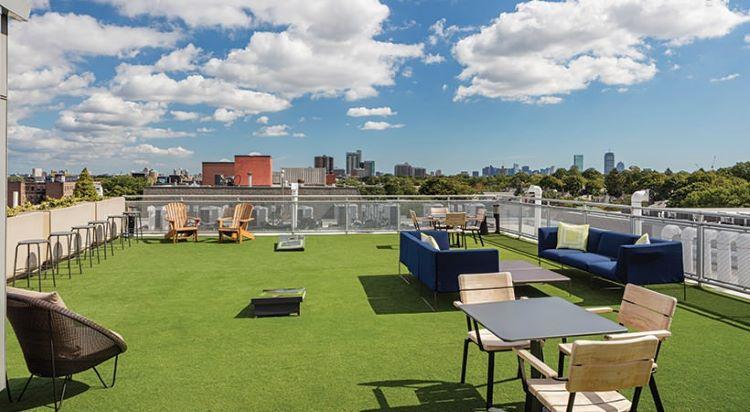 E3 rooftop