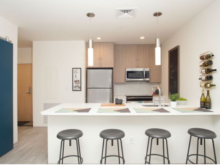 Trac 75 luxury apartment buildings in allston