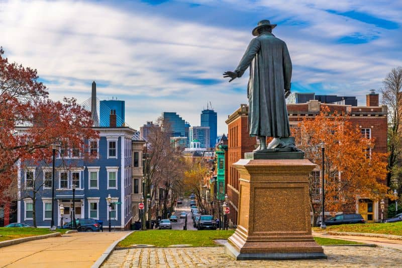 Renting Apartments in Boston in a COVID environment
