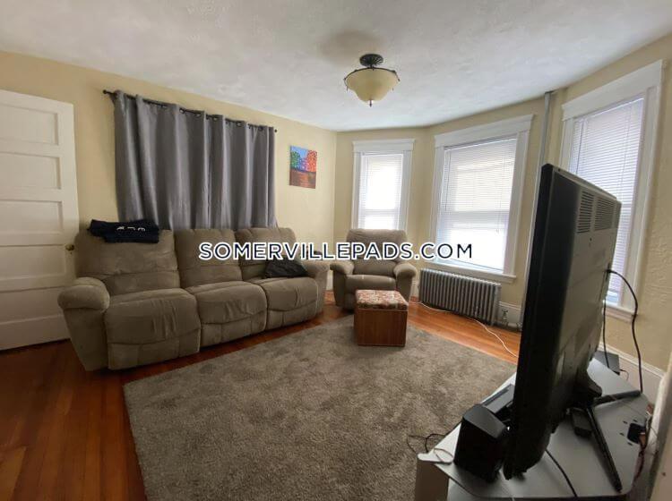 Somerville 5 Bedroom Apartment