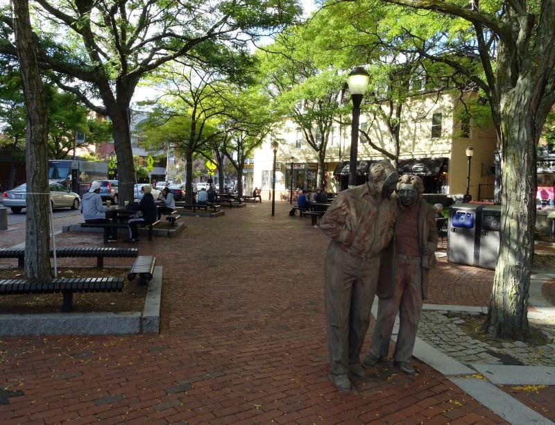 Somerville Davis Square