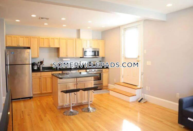 Somerville MA 1 Bedroom