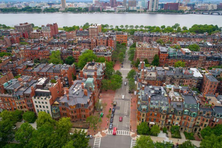 Boston Neighborhood