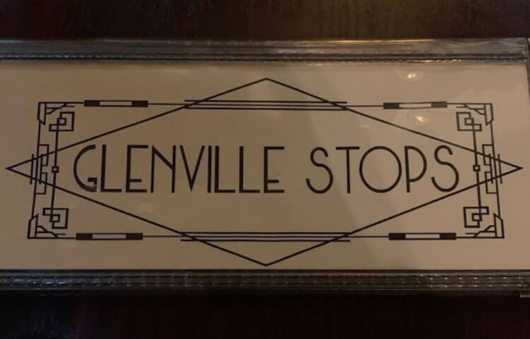 Glenville Stops