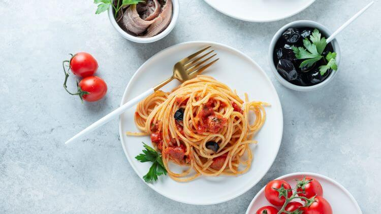 Lily's Gourmet Pasta Express