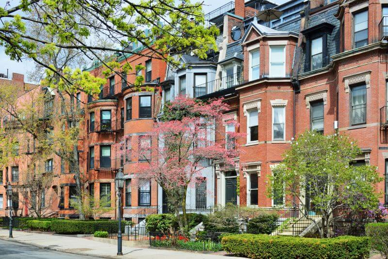 Renting Apartments in Boston