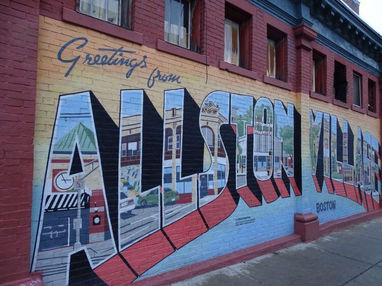 Allston Renting Off Campus