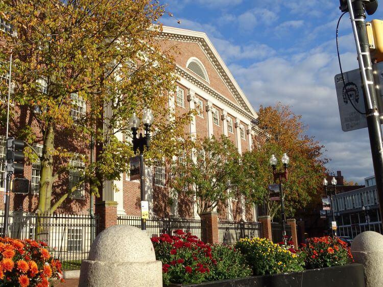 Harvard Campus
