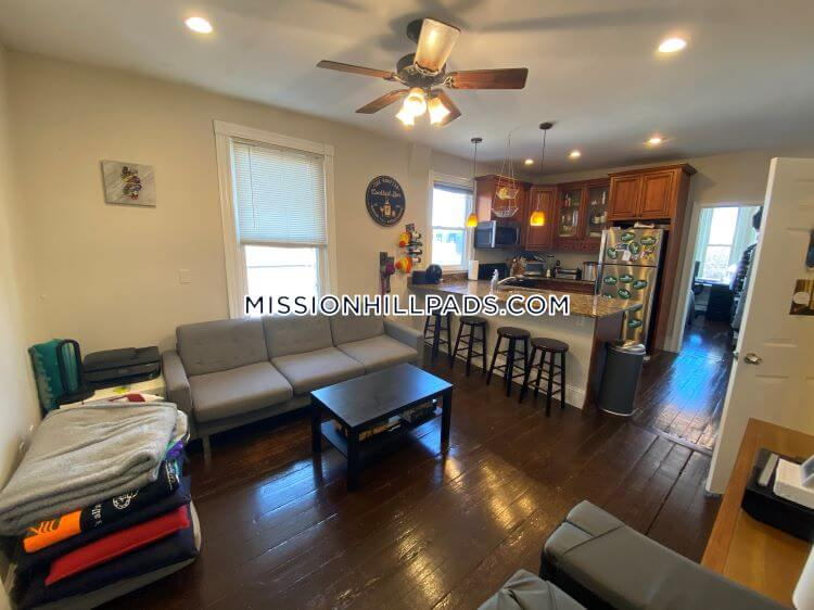 Mission Hill 4 Bed