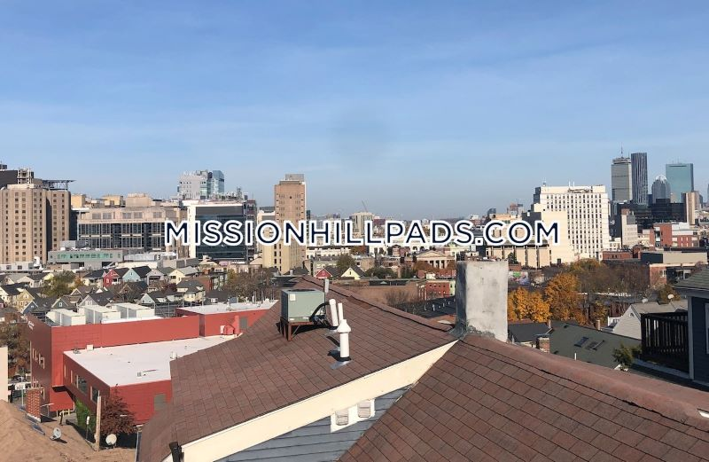 Mission Hill Skyline